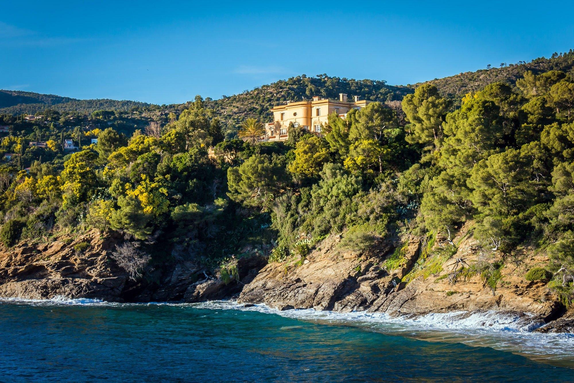 Le domaine du rayol les incontournables camping cap taillat ramatuelle - Camping les jardins de la mer antibes ...