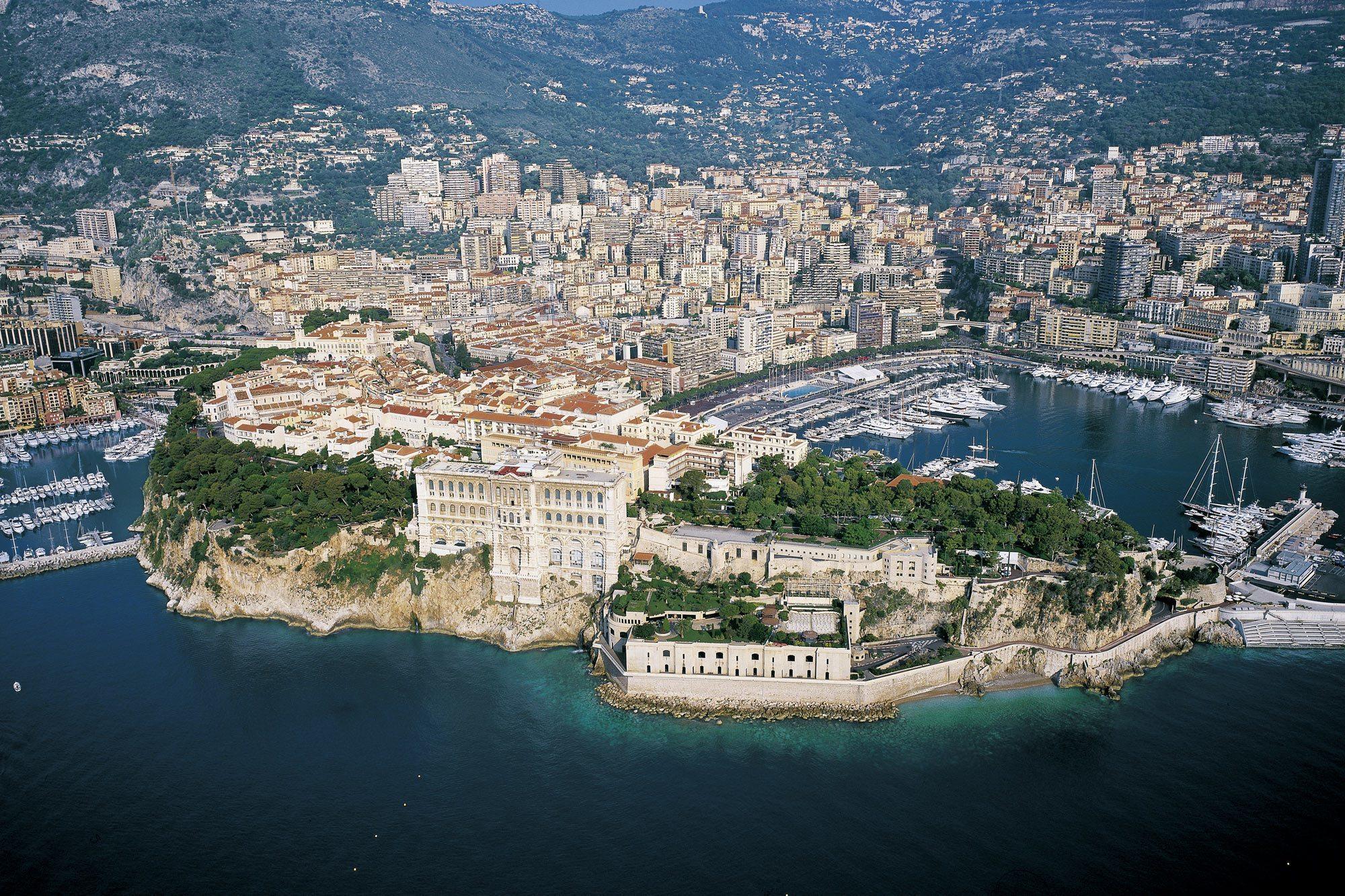 Monaco les incontournables camping cap taillat ramatuelle - Camping les jardins de la mer antibes ...