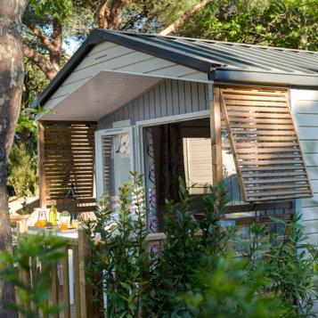 Camping Ramatuelle Cap Taillat - Cottage Corsair