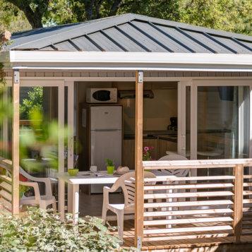 Camping Ramatuelle Cap Taillat - Cottage Méditérranée