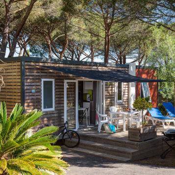 Camping Ramatuelle Cap Taillat - Cottage Resort Taillat VIP