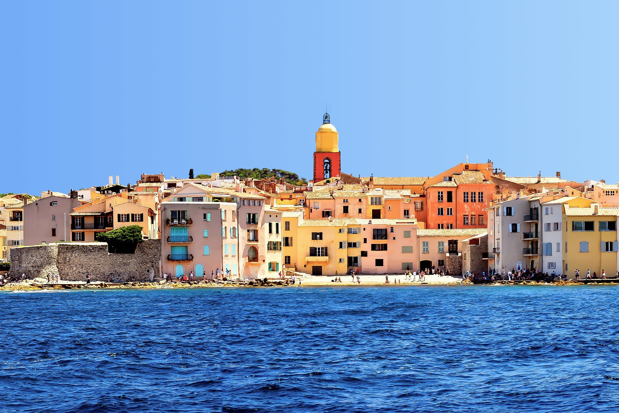 Saint Tropez The Must See Attractions Cap Taillat Ramatuelle