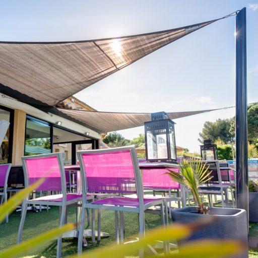 Campingplatz Ramatuelle Cap Taillat | 4-Sterne direkt am Meer
