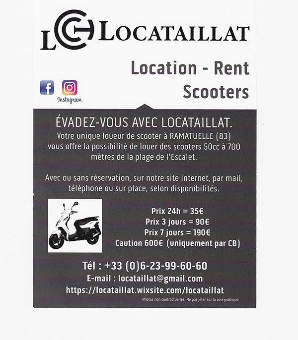 Flyer Locataillat